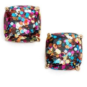 Kate Spade confetti earrings